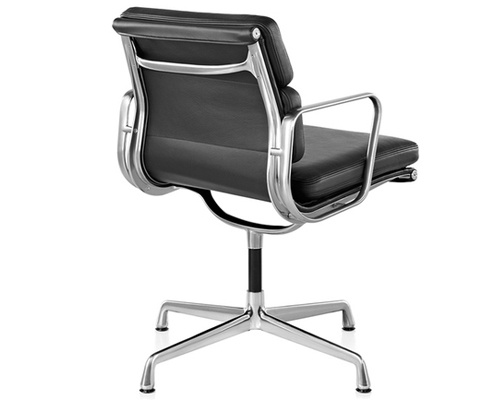 Silla aluminium group ea 208 de vitra by charles ray for Vitra outlet