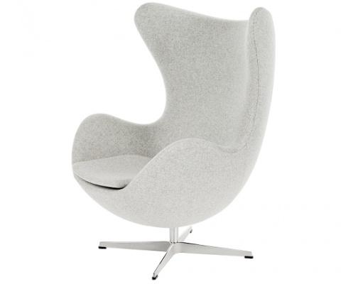 Sillón lounge chair Egg - Fritz Hansen
